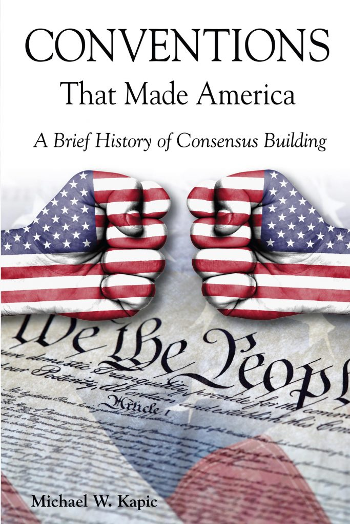 Conventions That Made America Front Cover