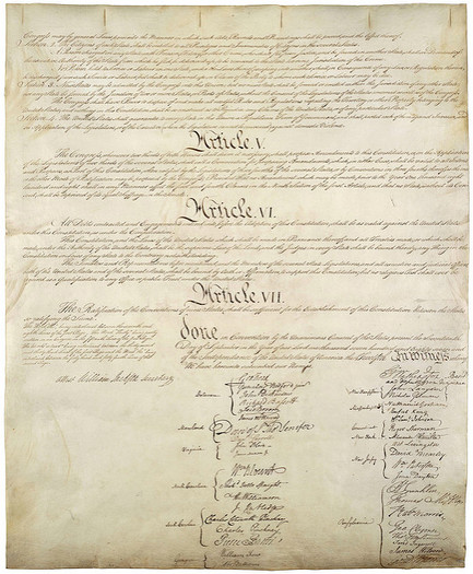 Constitutional Convention On the Table Again in Idaho