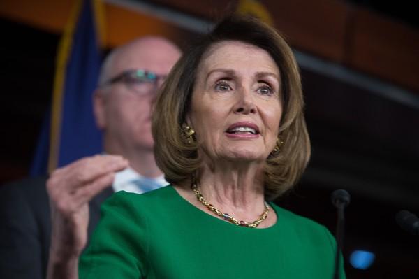 Nancy+Pelosi