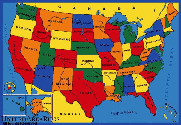 states map 2