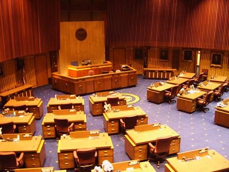 AS Senate chamber